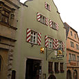 Our hotel in Rothenburg