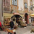 A shop in Mittenwald