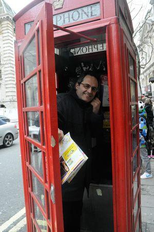 Calling home?