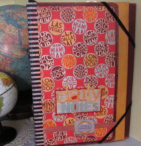 Junket Journal cover
