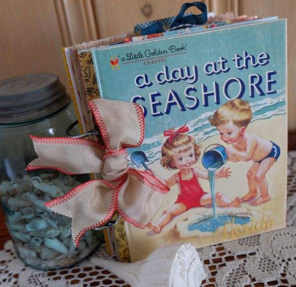 Seashore book cover