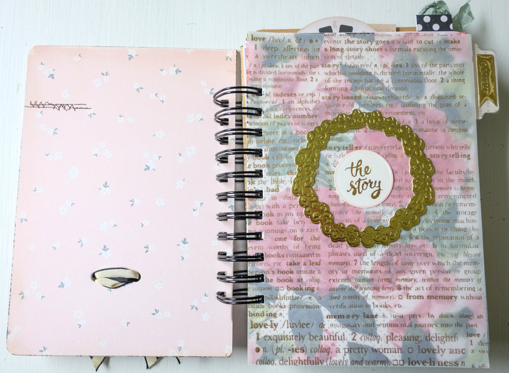 Debby Schuh Classes: Open Book Journal