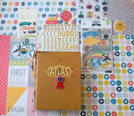 Atlas Travel Album products