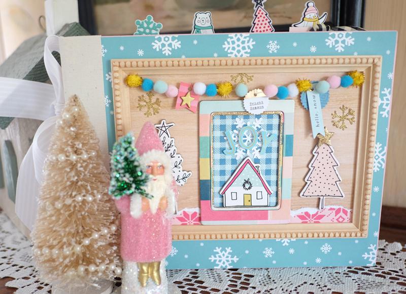 Joy Christmas album cover
