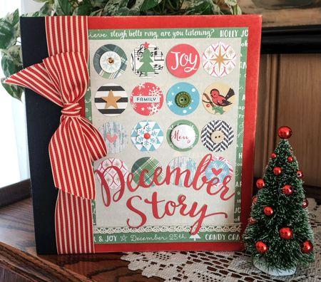 December Story album cover