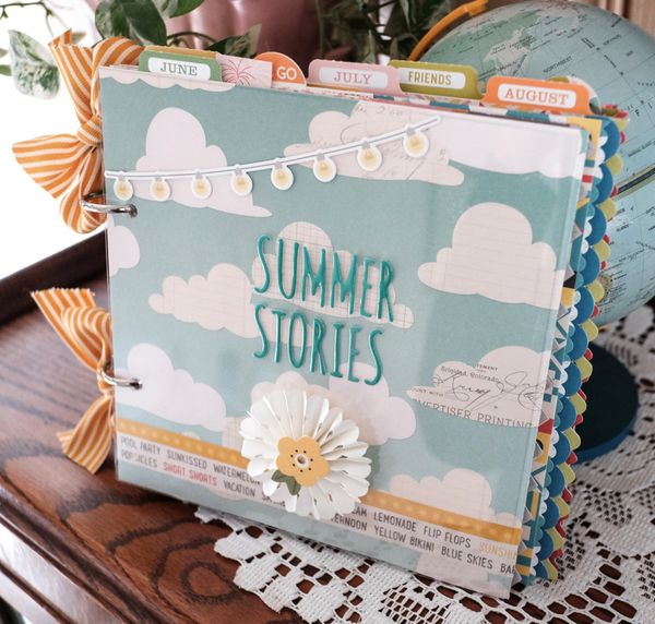 Summer Stories cover