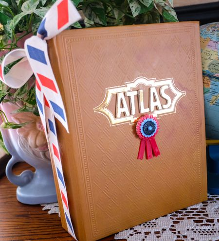 Atlas Travel Album