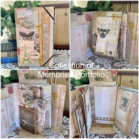 Collection of Memories Porfolio